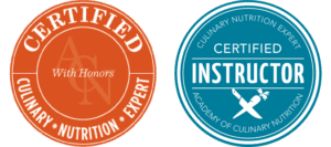 Culinary Institute Certification Logos